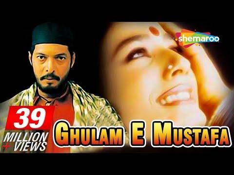 Download Ghulam-E-Mustafa {HD} - Nana Patekar - Raveena Tandon - Hindi Full Movie -(With Eng Subtitles) HD Video