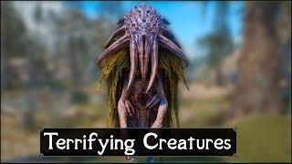 Skyrim: Top 5 Disturbing Creatures You Should Absolutely Avoid in The Elder Scrolls 5: Skyrim