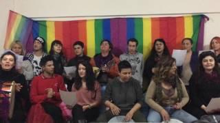 LGBTİ ler HAYIR Diyor