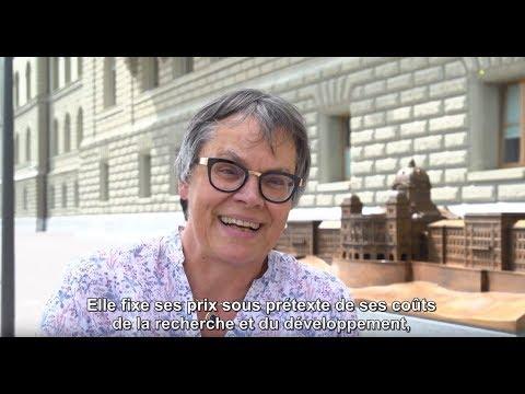 Apron suisse proti stárnutí
