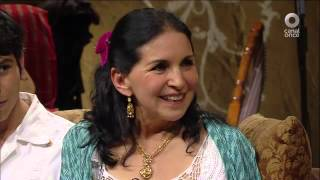 Conversando con Cristina Pacheco - Caña dulce y Caña brava