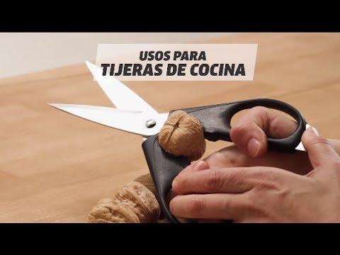 Usos ingeniosos de la tijera de cocina