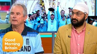 Cricketing Legends React to England's World Cup Victory | Good Morning Britain