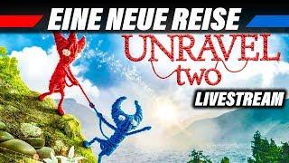 UNRAVEL 2 Livestream Deutsch - Frisch von der E3 2018 | Let