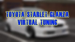 Toyota Starlet tuning - YouTube