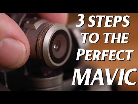 3 ways to PERFECT the DJI Mavic