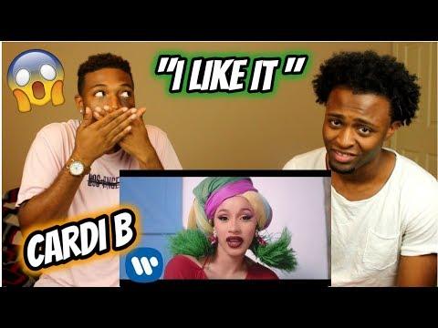 Cardi B, Bad Bunny & J Balvin - I Like It (Official Video) (REACTION) mp3