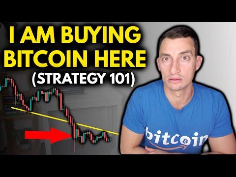 Bitcoin automatizuota prekybos python