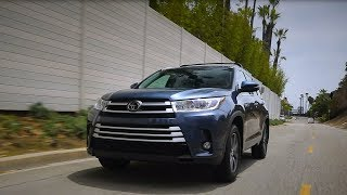 2017 Toyota Highlander - Review and Road Test
