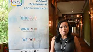 Ms. Nur at WNC Conference 2018 by GSTF Singapore