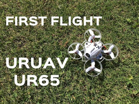 URUAV UR65 First Flight