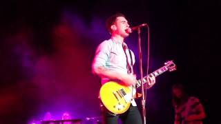 Maroon 5 - Through With You (Live in Delaware 11-16-09 HD)