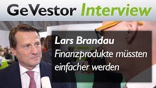 Lars Brandau auf der INVEST 2018: