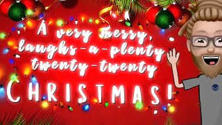 A Very Merry, Laughs-A-Plenty, Twenty-Twenty, Christmas!