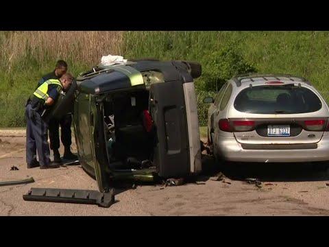 Driver killed in high speed crash in Roseville