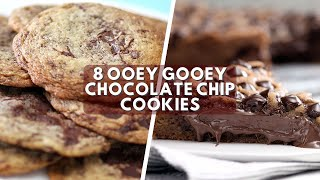 Crash Course: Perfect Chocolate Chip Cookies (& 8 Other Irresistible Recipes) | Tastemade Sweeten