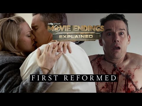 First Reformed - Movie Endings Explained