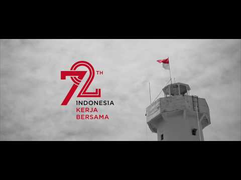 Indonesia Pusaka - 72th Indonesia Kerja Bersama