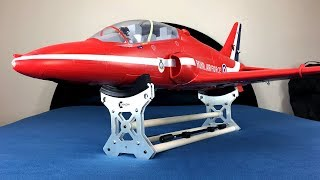 CrewZinn RC Plane Stand & CG Balancer Review