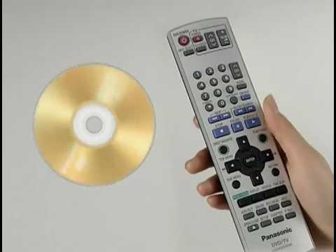 Panasonic CFVDR732U— DVD