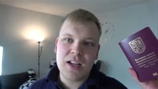 Обзор Финского паспорта.
