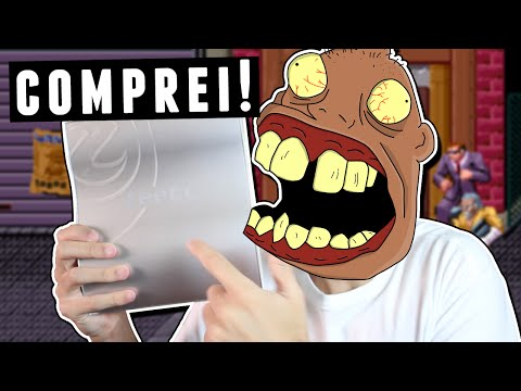 COMPREI O MELHOR VÍDEO GAME DE TODOS!