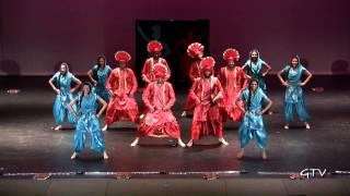 Bhangra Empire @ Warrior Bhangra 2014