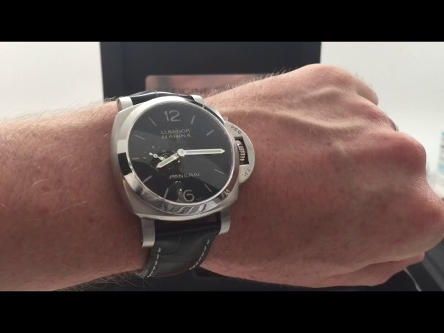 Видео Luminor Panerai