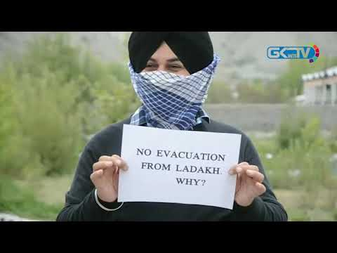 Kashmiri labourers stranded in Ladakh demand evacuation