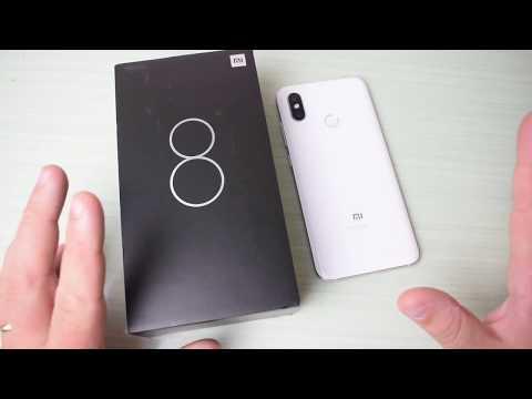 Xiaomi Mi 8, video recensione