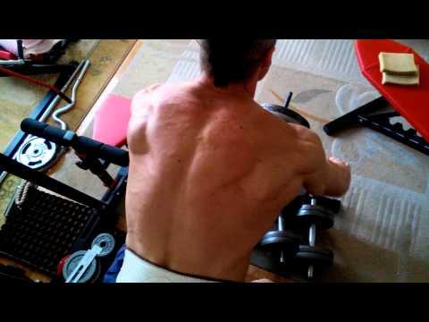 Lista ćwiczeń dla treningu siłowego