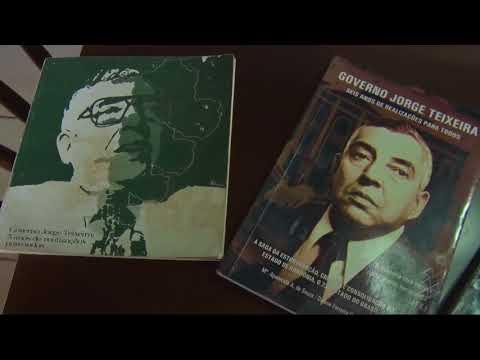 Morte do ex-governador de RO, Jorge Teixeira de Oliveira completa 31 anos - Gente de Opinião