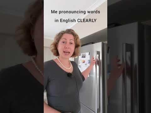 Как вам мой австралийский английский