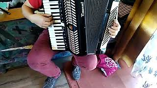 Accordion For Sale Parrot 120 Bass