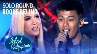 Roque Belino - Over and Over Again | Solo Round | Idol Philippines 2019