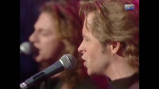 The Rembrandts - Johnny Have You Seen Her (Live NRK 1992)
