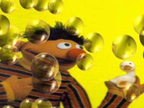 Sesame Street Fever - Rubber Duckie (Disco Version)