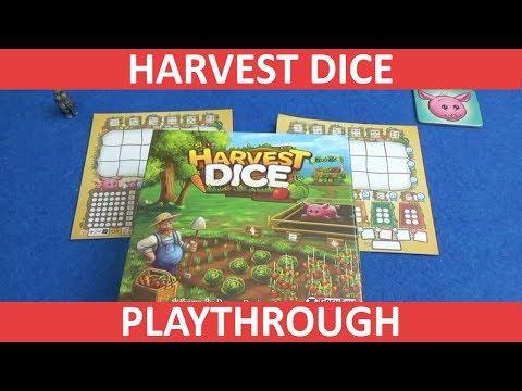 Harvest Dice - Playthrough