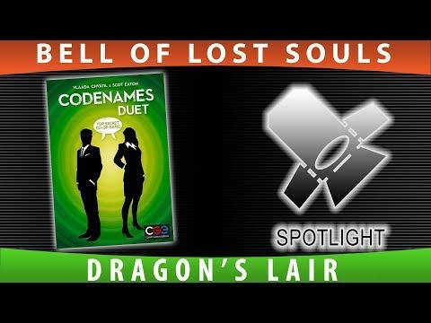 Tabletop Spotlight | Codenames Duet
