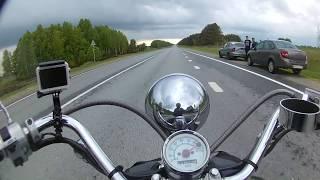 Поездка в 634 км на Honda JOKER