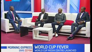 World Cup fever begins ahead of kick off  | Morning Express Sports Chat