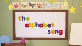 The Alphabet Song | Kids Songs | Super Simple Songs