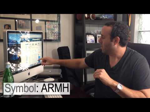 Mesh on the Market | Retired From Day Trading | FXCM ARMH | Swing Trading