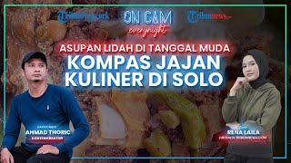 Sosok Ahmad Thoric, Informan Asupan Lidah dan Kompas Jajan Kuliner di Solo