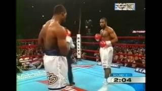 Бокс: Супер Бой Ленокс Люис vs Майкл Грант Тяжи.