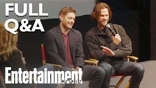 Jensen et Jared discutent de la S14 - en VO - EW