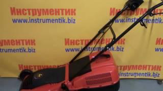 Газонокосилка электрическая Agrimotor Agrofor FM 33 (Венгрия) от компании Инструментик - видео