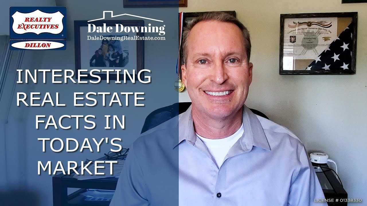 Interesting Real Estate Facts In Today's Market