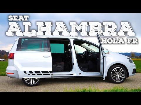 Seat Alhambra Hola FR 2021