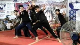 Ganpati Bappa Morya Dance By Way To Dance Academy